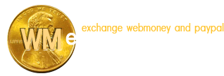 Exchange WebMoney and PayPal